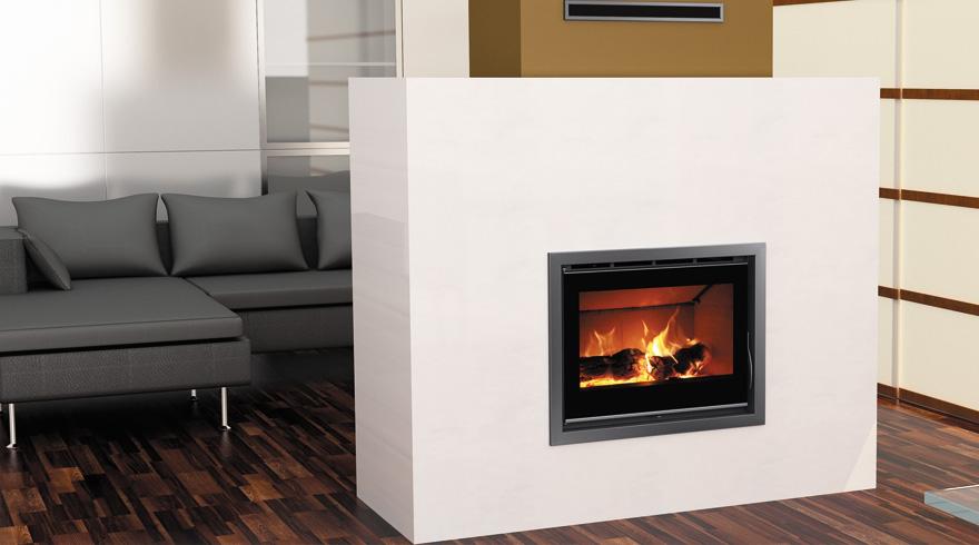 Carbel chimeneas y estufas de le a chimenea hogar h 80 plus carbel chimeneas y estufas de le a - Chimeneas cassette de lena ...